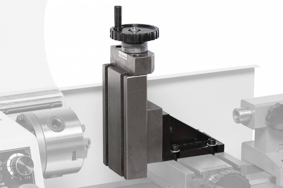 BERNARDO Drehmaschine Vertikal-Frässupport für Hobby 250