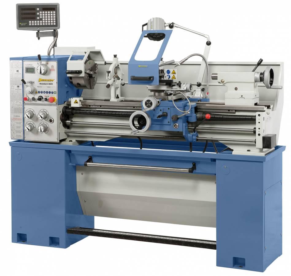 BERNARDO Universaldrehmaschine Standard 360 V x 1000