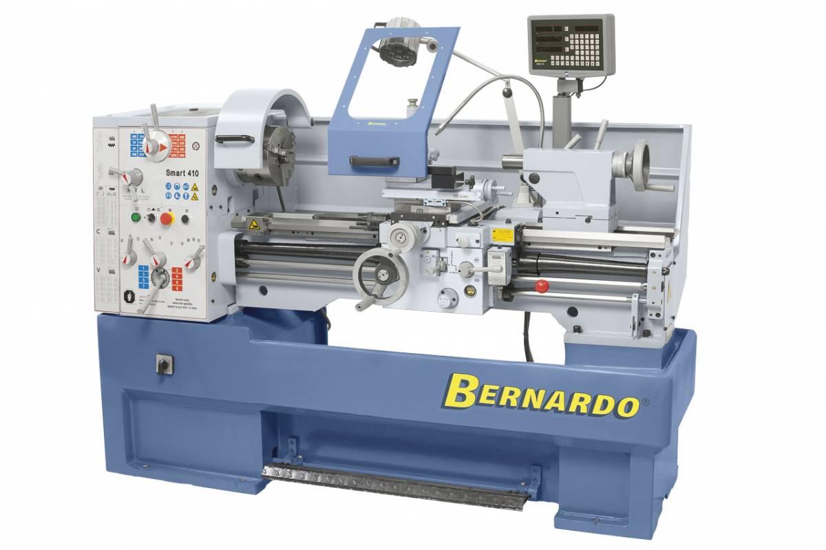 BERNARDO Universaldrehmaschine mit Digitalanzeige Smart 410 x 1000