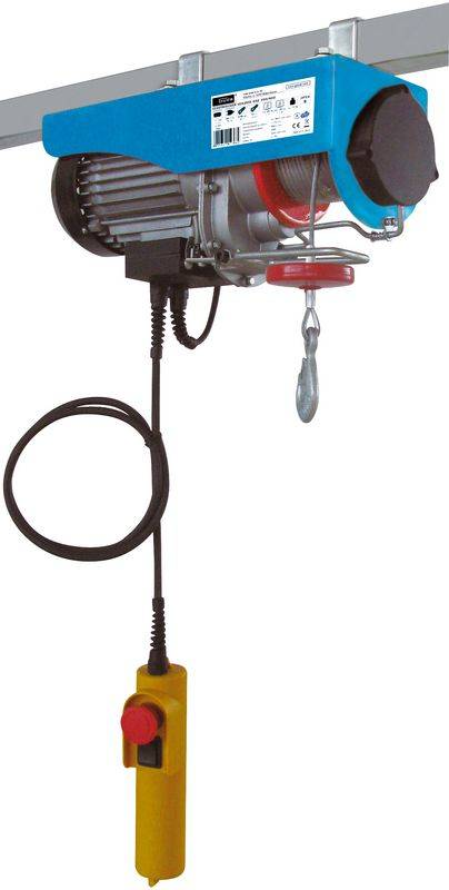 Güde Elektischer Seilzug GSZ 200/400L