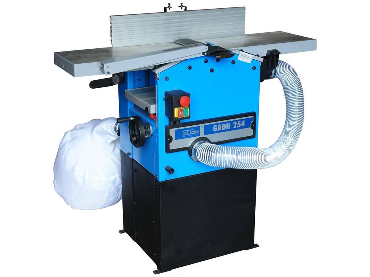 Güde Abricht und Dickenhobelmaschine GADH 254 230 V inkl. Absauganlage
