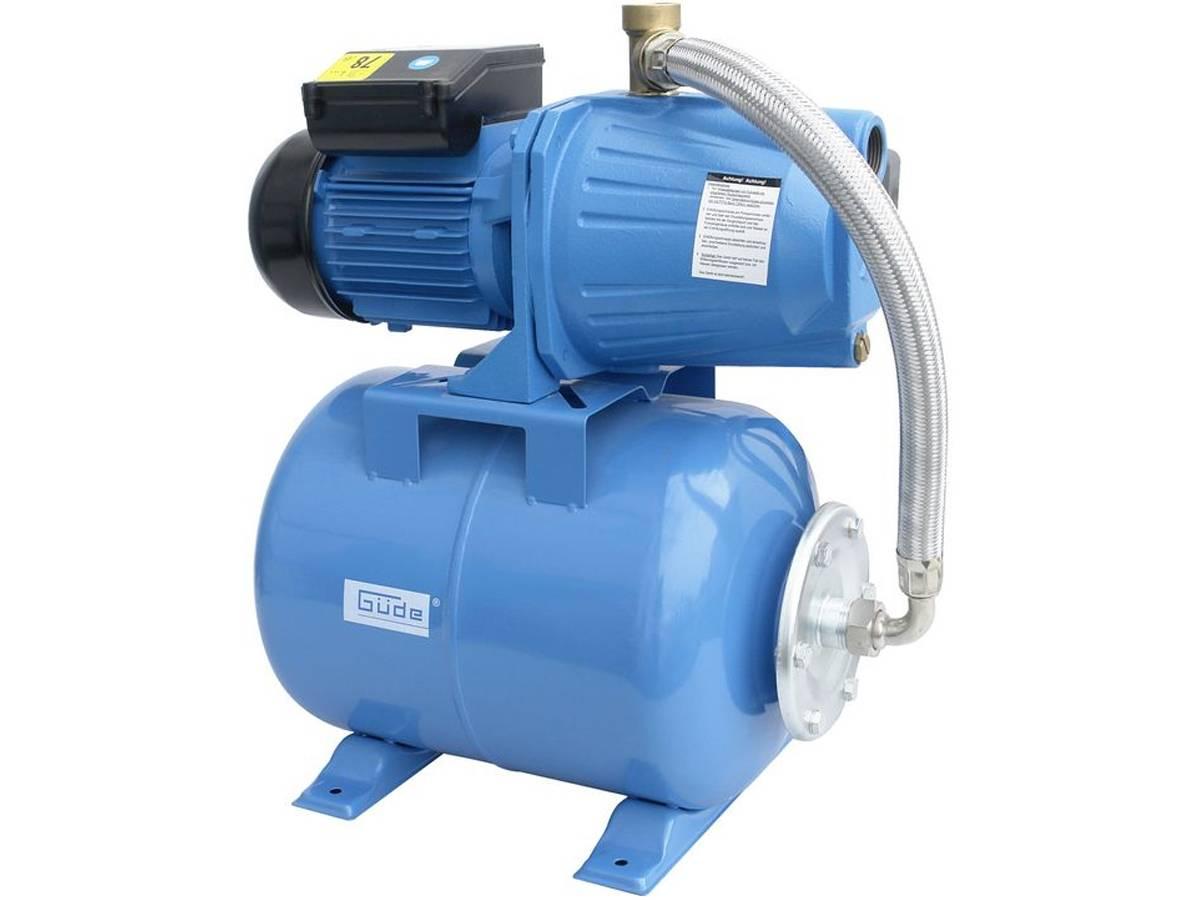 Güde Hauswasserwerk HWW 1300 G