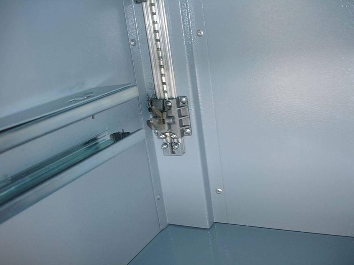 Güde Vertikal Auszugschrank VAS T01
