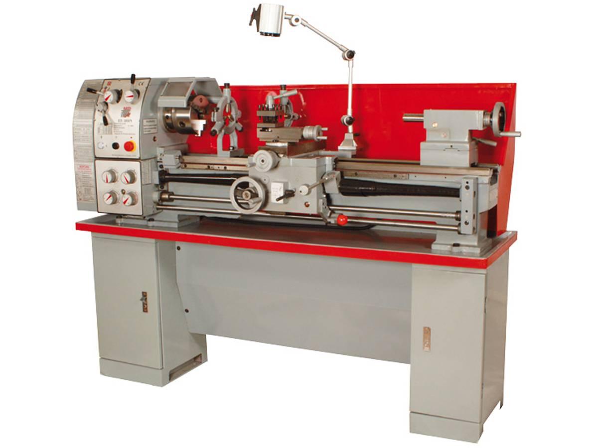 Holzmann Metalldrehmaschine ED 1000N mit Untergestell