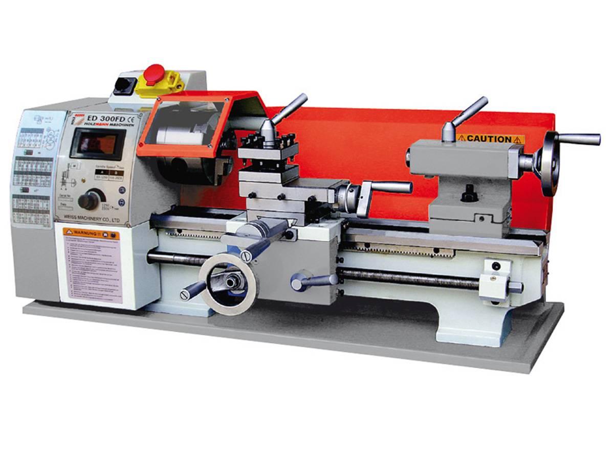 Holzmann Tischdrehmaschine ED 300FD